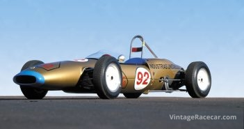1962 Lotus 22. Photo: Casey Annis