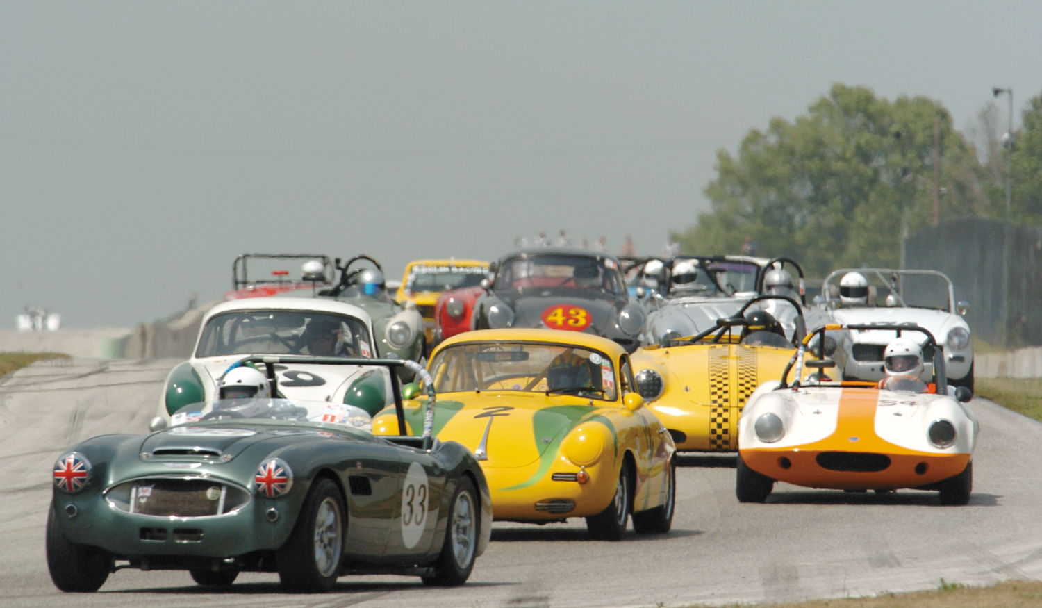 16 JULY: SVRA Kohler International Challenge Vintage Velocity