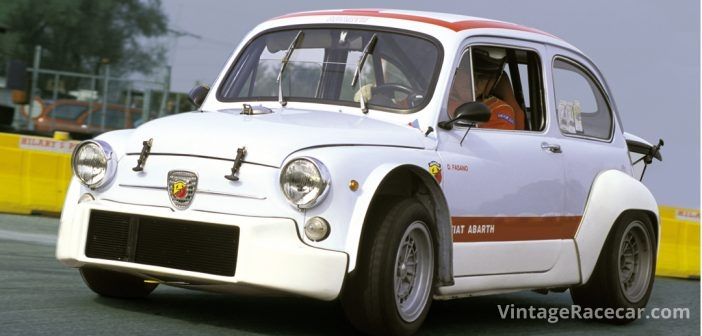 1968 Fiat-Abarth 1000 TCR. Photo: Peter Collins