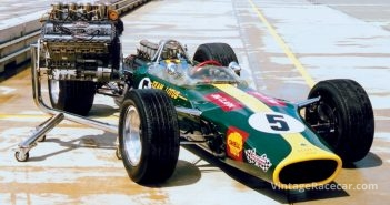 1968 Lotus 49 Ð Cosworth DFV Chassis 49/R4Photo: Peter Collins