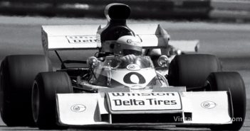 Jody Scheckter clinches the SCCA/USAC F5000 Championship (1973).