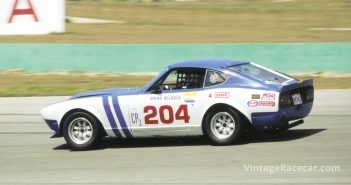 The Datsun 240 Z of Mark Belrose.Photo: Cheryl A. Jones