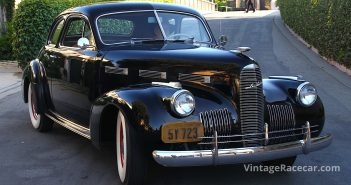 The Last LaSalle—1940 LaSalle Series 52 Special Coupe