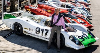 Father of the Porsche 917, Hans Mezger, has Passed Away