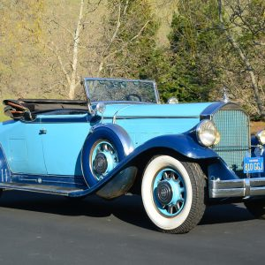 1931 Pierce-Arrow Model 42 Roadster