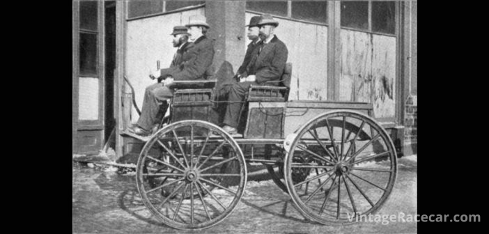 Electric Dreams—Morrison Electric & The Birth of the Electric Car
