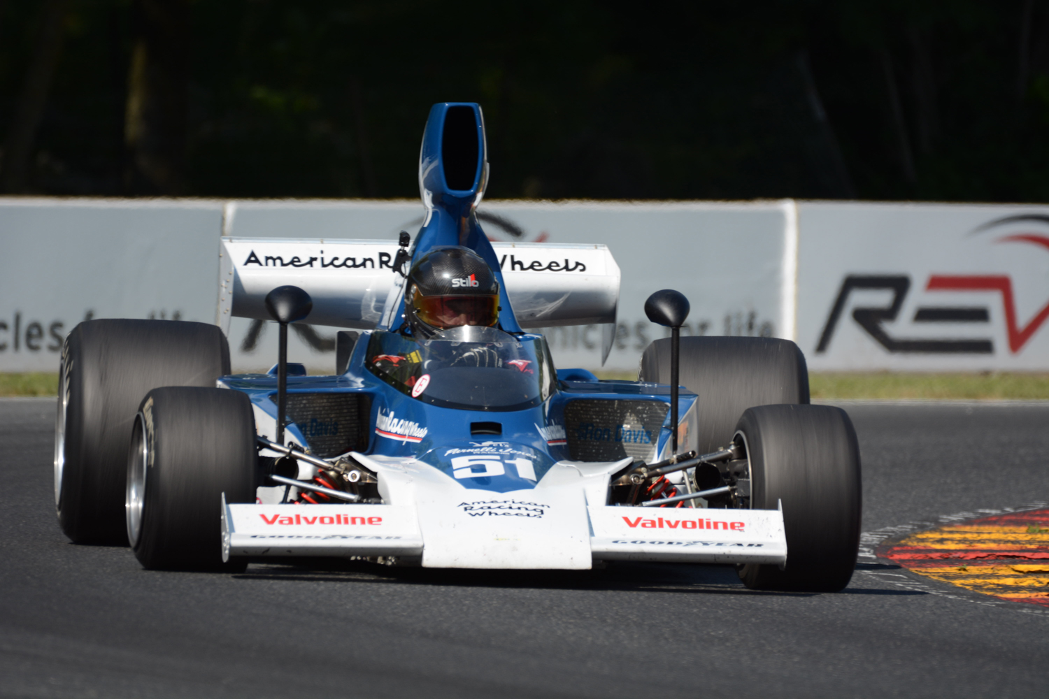 24 JULY: The Weathertech International Challenge with Brian Redman Fred Sickler
