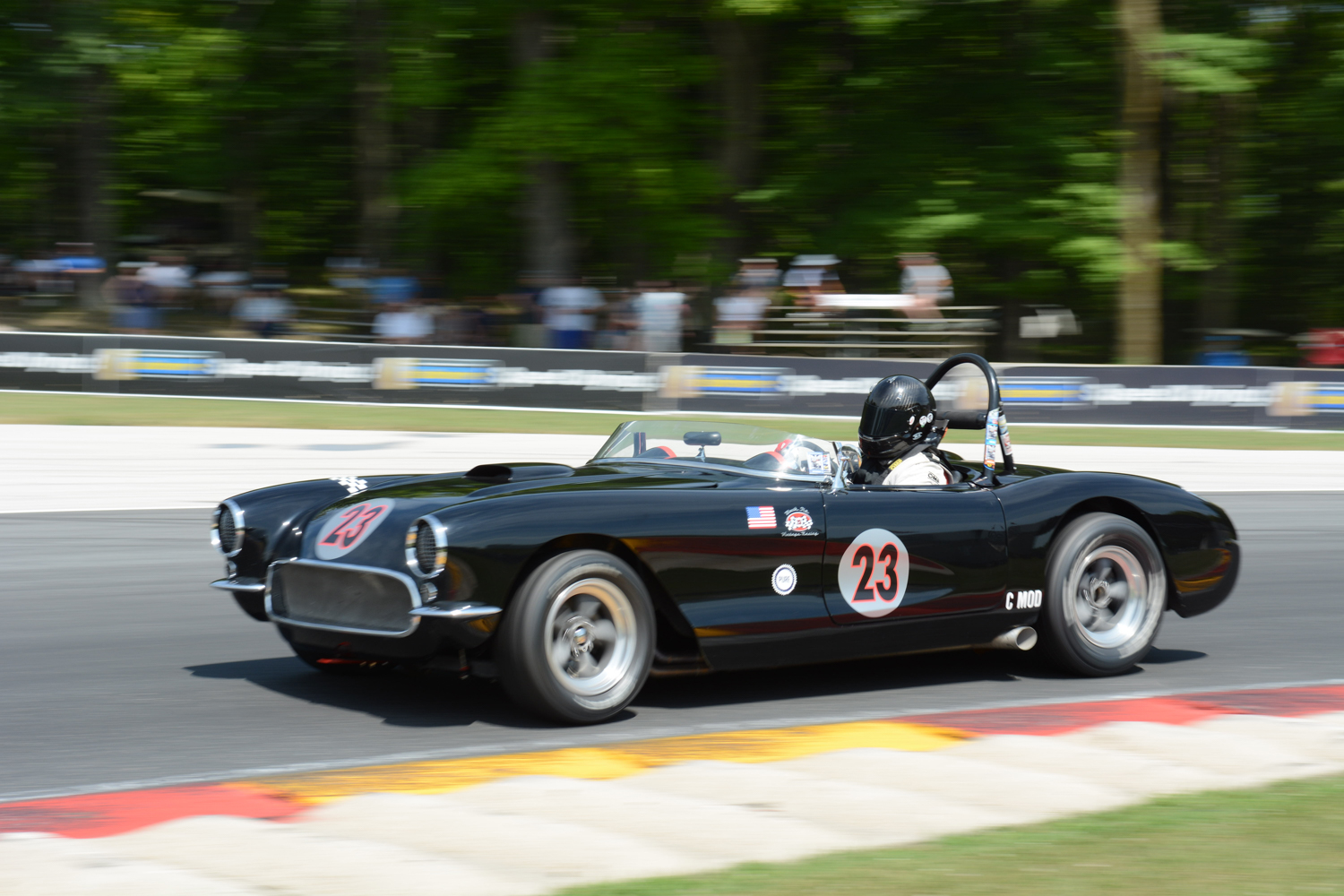 25 JULY: The Weathertech International Challenge with Brian Redman Fred Sickler
