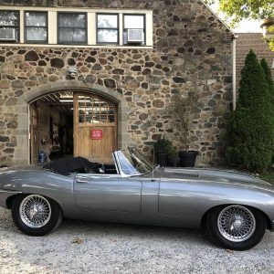 1963 Jaguar E-Type OTS 3.8 Series 1