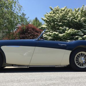 1962 Austin-Healey 3000 Mark II BN7