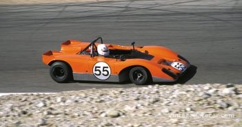 The Lola T212 of Philippe Reynes.Photo: Casey Annis