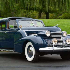 1940 Cadillac Series 75 Town Car