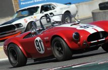 # 91 - 1963 Shelby Cobra - Tim Park / # 83 - 1969 Ford Boss 302 - Kevin Sittner Craig R. Edwards