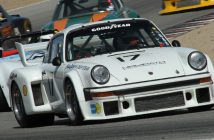 # 17 - 1977 Porsche 934.5 - James B. Lawrence / # 25 - 1968 Chevrolet Corvette - Chris Springer Craig R. Edwards