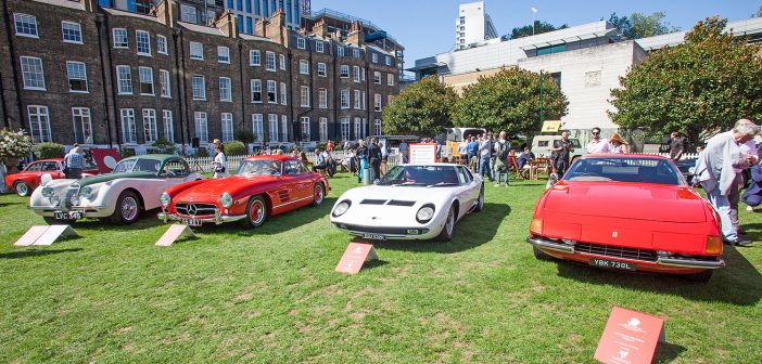 London Concours 2020 Photo Gallery & Report