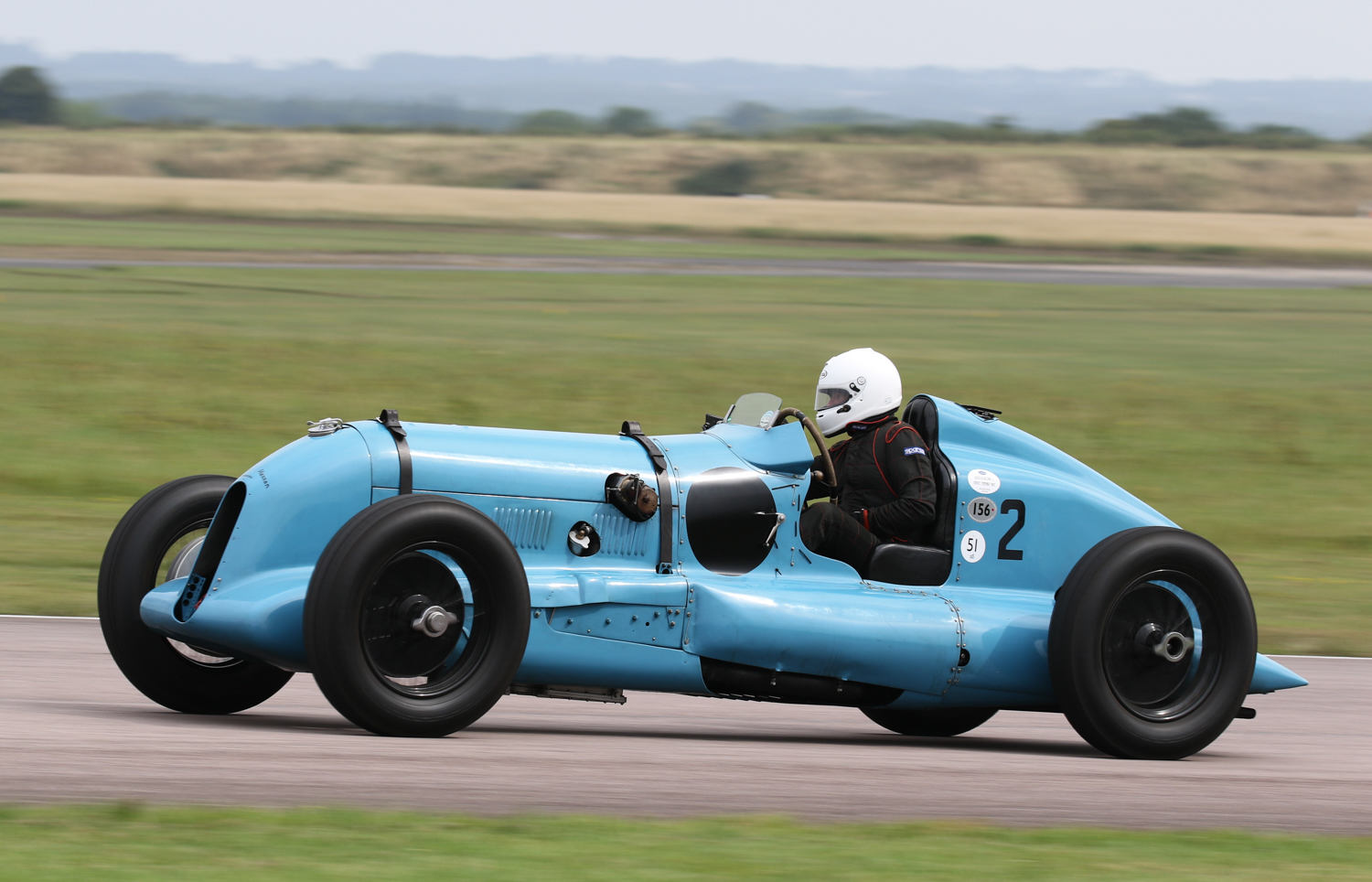 Another view of the magnificent Bentley barnato Hassan raced by David Ayre. Picasa