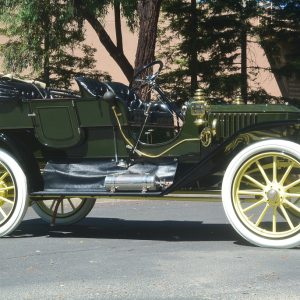 1910 Stanley Steamer Model 70 5-Passenger Touring
