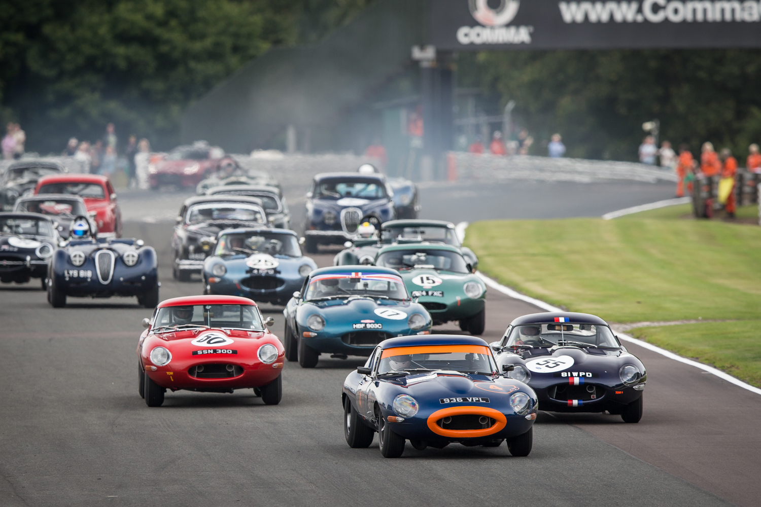 2015 Jaguar Challenge Oulton Park 29th-31st August Chris Brown