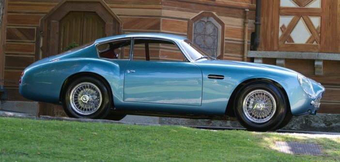 The Aston Martin DB4—Two Italian designs with distinct visions