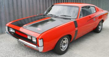 The Other Charger RT—1971 Chrysler Valiant Charger RT