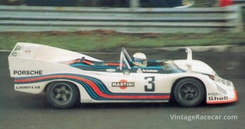 The Porsche 936 makes its debut at the NŸrburgring (1976).