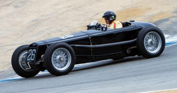 Monterey Motorsports Reunion August 16-18, 2013 Brad Fox