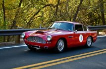 60 Aston Martin DB4-Brent  & Debie Berge-Sedona-Howard Koby Photo #6310 VM.jpg