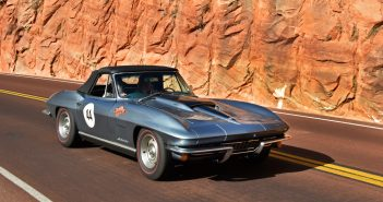 67 Corvette-Robert & Paula Smalley-Zion Park-#6605-Howard Koby photo.jpg