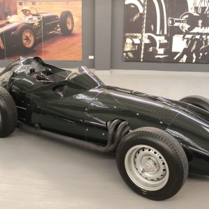 1958 BRM P25#9R