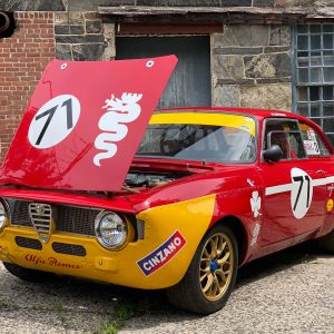 1968 Alfa Romeo GT Junior: GTA Wide Body Tribute