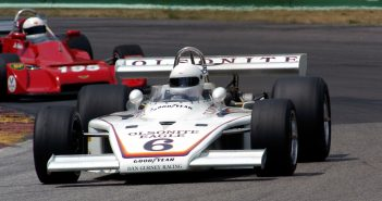 Bob Jordan: 1972 Eagle Indy Jim Hatfield