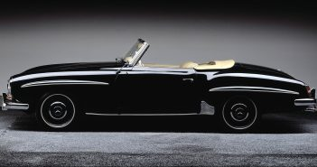 The Roadster that Made Mercedes-Benz