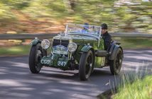 Images from Bespoke Rallies 2020 Highland 1000 event