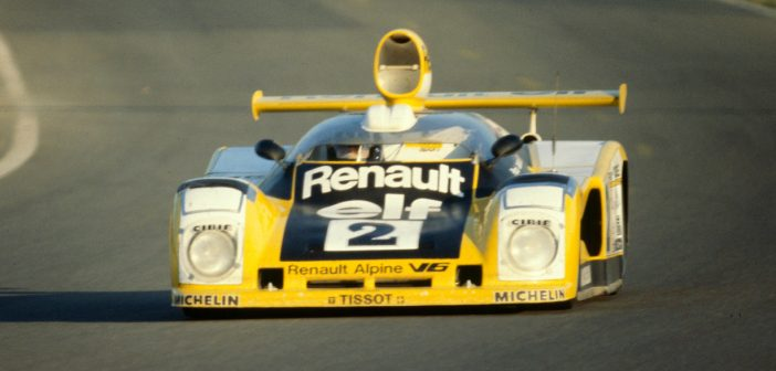 LE MANS 24 HOURS Renault Communication - All rights reserved
