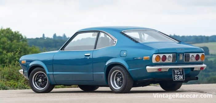 Mazda RX-3—50 Years of Economy & Performance