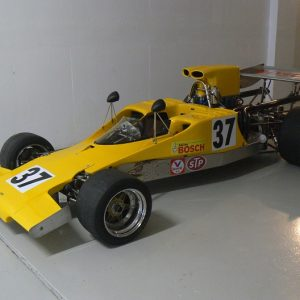 Lola T300 F5000 HU15  -  Horst Kroll  -  FRESH restoration at $120k.