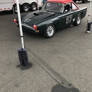 Sunbeam Tiger MK1 - Excellent race condition!