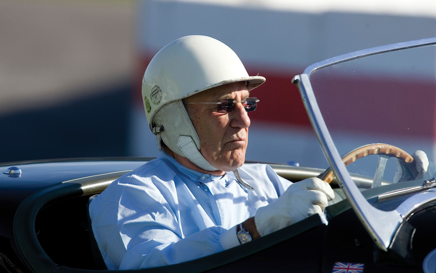 Goodwood Revival - Sir Stirling Moss