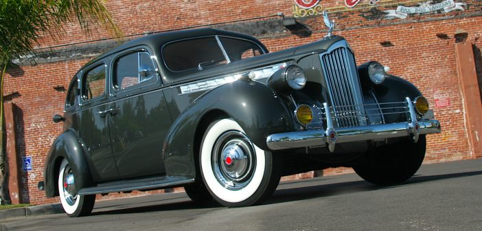 Master of the Road—1940 Packard 120