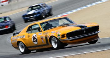 """Ford in Trans-Am"" to be Featured Marque at Monterey"