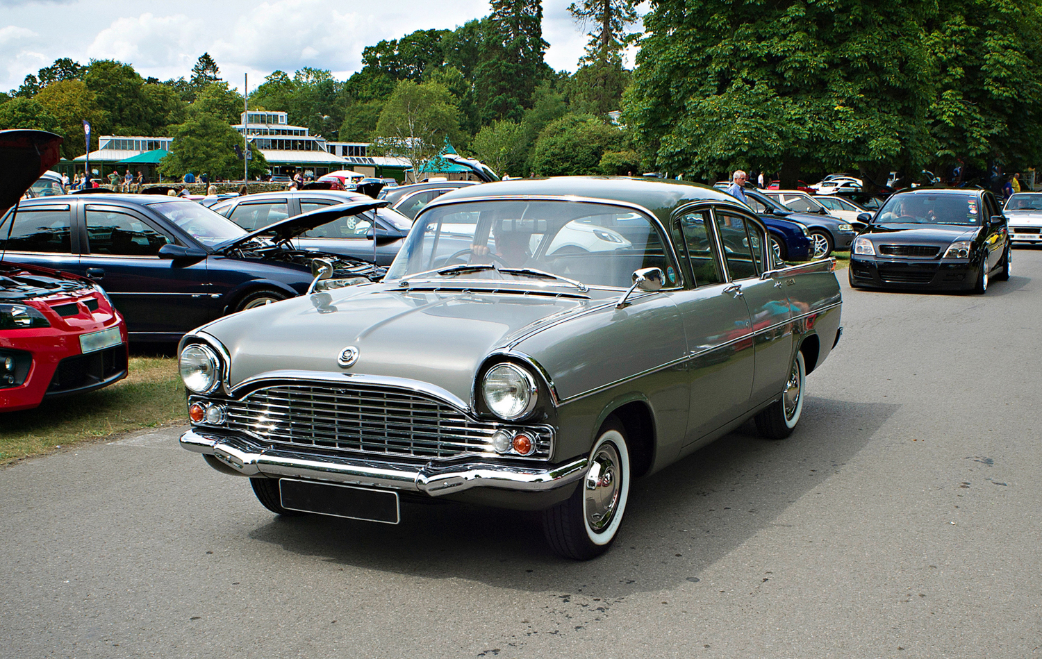Pic by Samantha Cook Photography 270714. Simply Vauxhall, Beaulieu National Motor Museum. Samantha Cook Photography