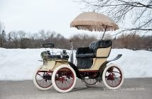 1901 De Dion-Bouton New York Type Motorette, Photo:  RM Sotheby's Aaron Summerfield ©2014 Courtesy of RM Auctions