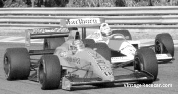 Australian Grand Prix at Adelaide is the last GP contested by March (1988).