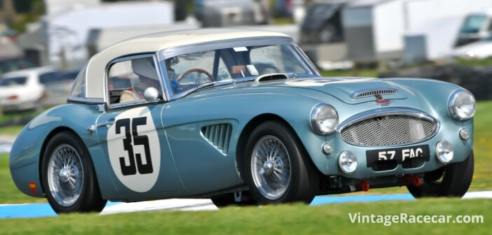 """The Austin-Healey 3000—The """"Other"""" Great British Sports Car of the 1960s"""