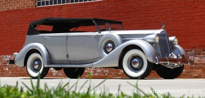 Fit for a Dictator—Stalin's 1936 Packard Phaeton Parade Car