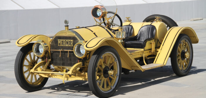 King of the Road—1913 Mercer 35-J Raceabout