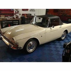 "1967 SUNBEAM TIGER ""NO EXPENSE SPARED RESTORATION"""