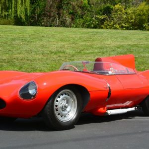 1956 Jaguar D-Type XKD518