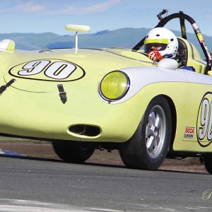 1961 Porsche 356B Roadster Racing Car