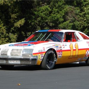 1977 Cutlass Oldsmobile Cale Yarborough NASCAR Winner
